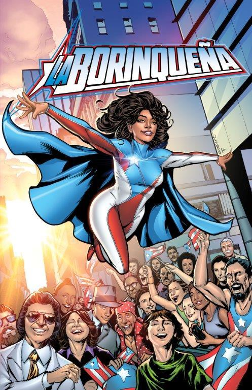Puerto Rican Superhero Makes Comic Debut
