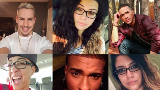 Here are the Victims of the Orlando Massacre