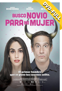 Busco Novio Para Mi Mujer is out on DVD,  June 7th.