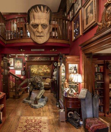 Del Toro's new exhibit at the LACMA