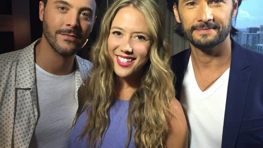 Ben-Hur with Jack Huston & Rodrigo Santoro