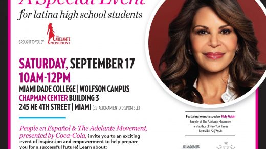 Free event for High school Girls in Miami.