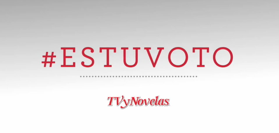 #EsTuVoto