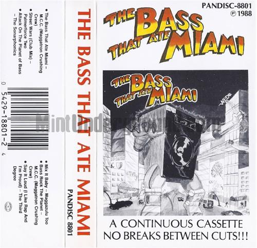 The Ten Best Miami Bass songs