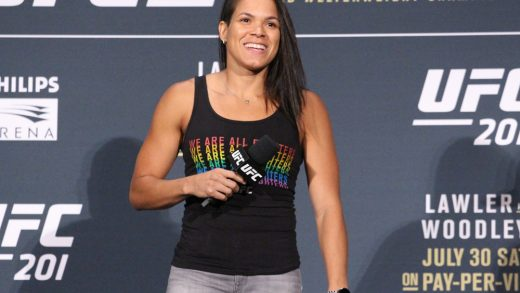 Amanda Nunes defends her title vs Rousey