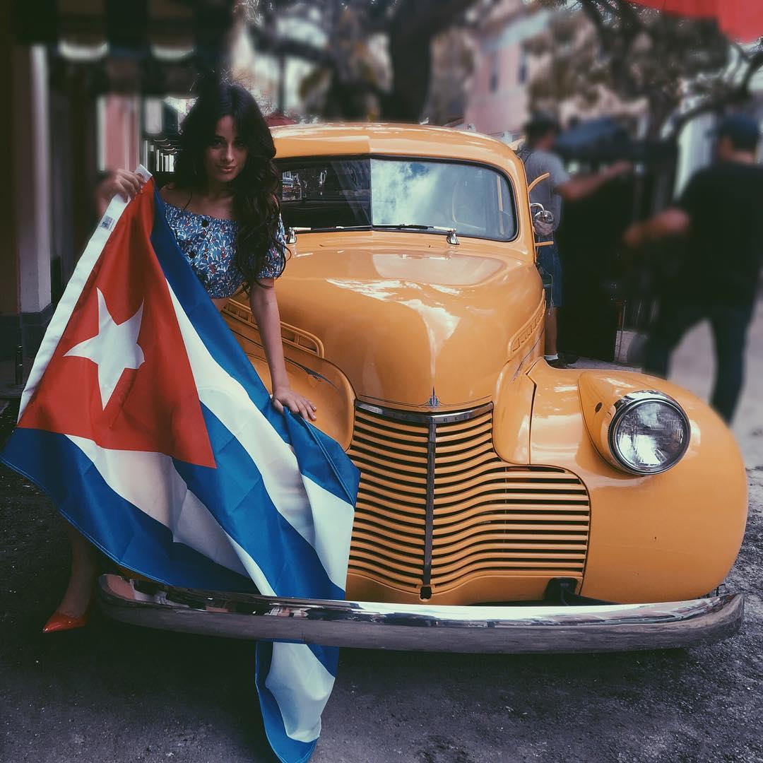 """Camila Cabello Releases New Song """"Havana"""""""