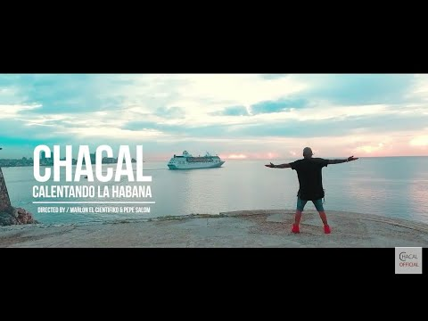 "Chacal's New Video ""Calentando La Habana"""