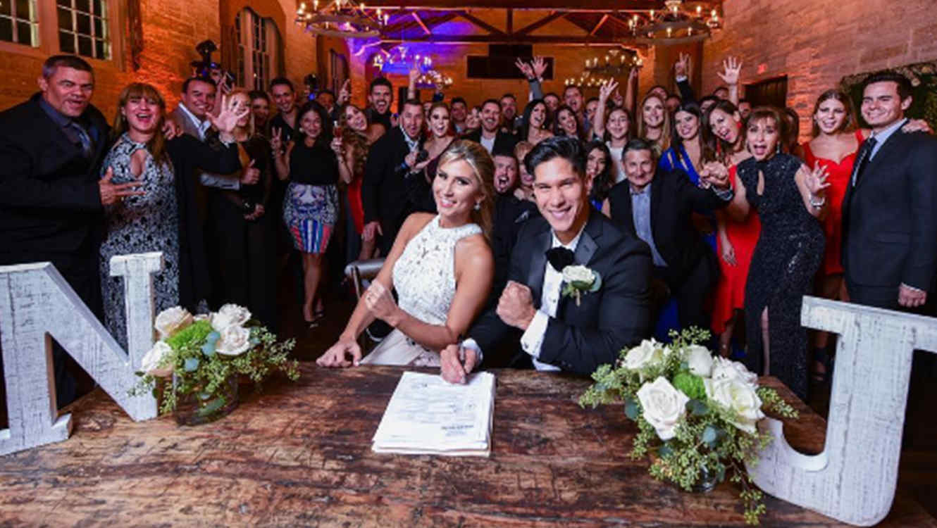 Chyno Miranda Gets Married