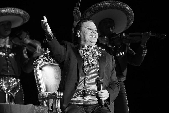 Legend Juan Gabriel's First Anniversary