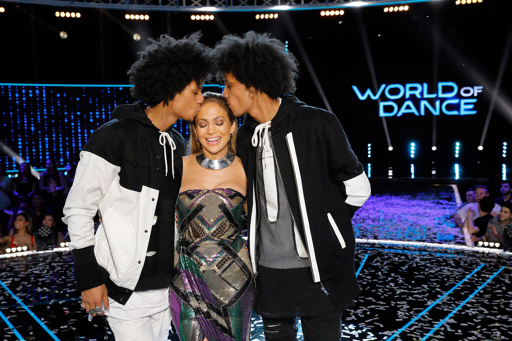 Winner Of World Of Dance and One Million Dollars- Les Twins