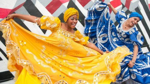 IFE- ILE Afro- Cuban Dance Festival Shines With Energy
