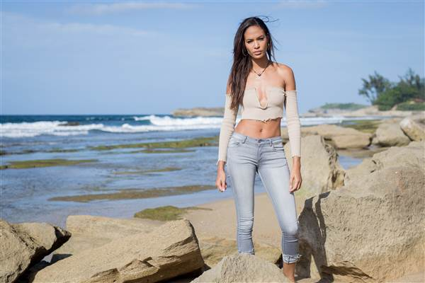 Puerto Rican Model And Inspiration Breaking Barriers