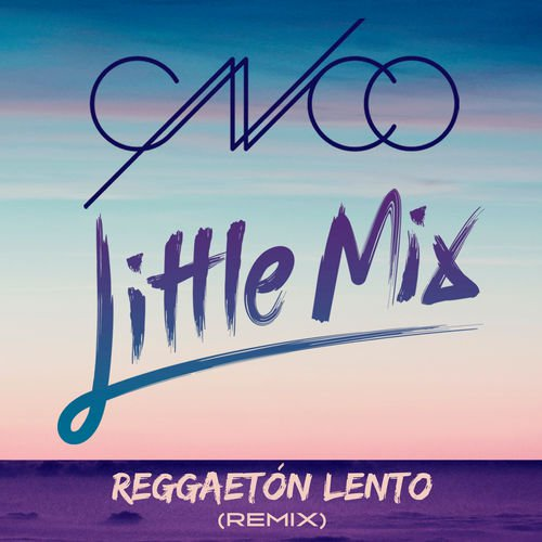 "CNCO New Remix Of ""Reggaeton Lento"""