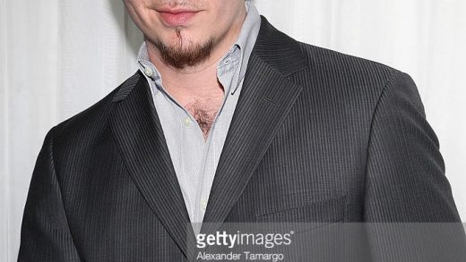 COCONUT GROVE, FL - JANUARY 16:  Rapper Pitbull poses at Cielo Garden & Supperclub during the launch party for Pitbull's Imaginate Foundation on January 16, 2008 in Coconut Grove, Florida.  (Photo by Alexander Tamargo/Getty Images)