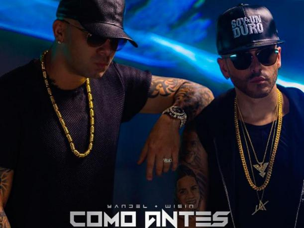 Wisin and Yandel Are Back!
