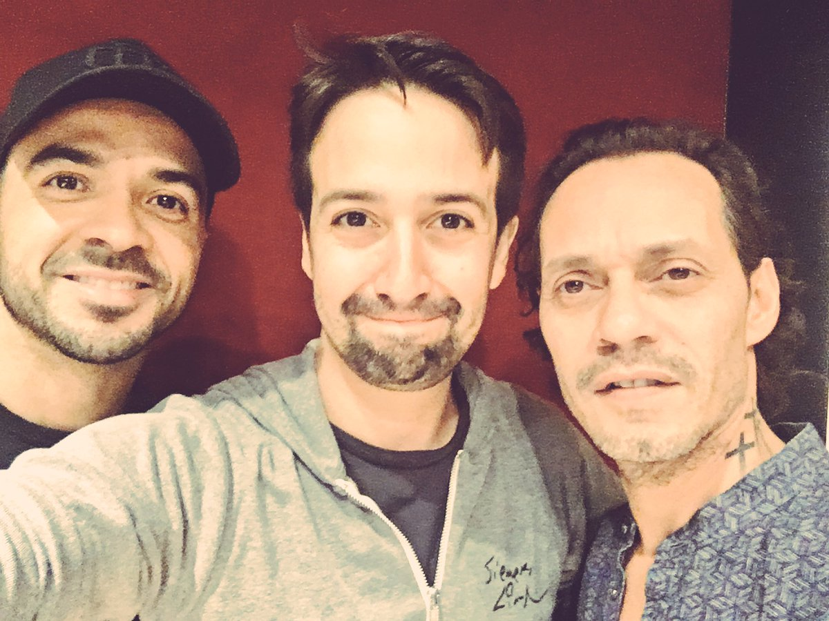 Lin-Manuel Makes Tribute Song For Puerto Rico