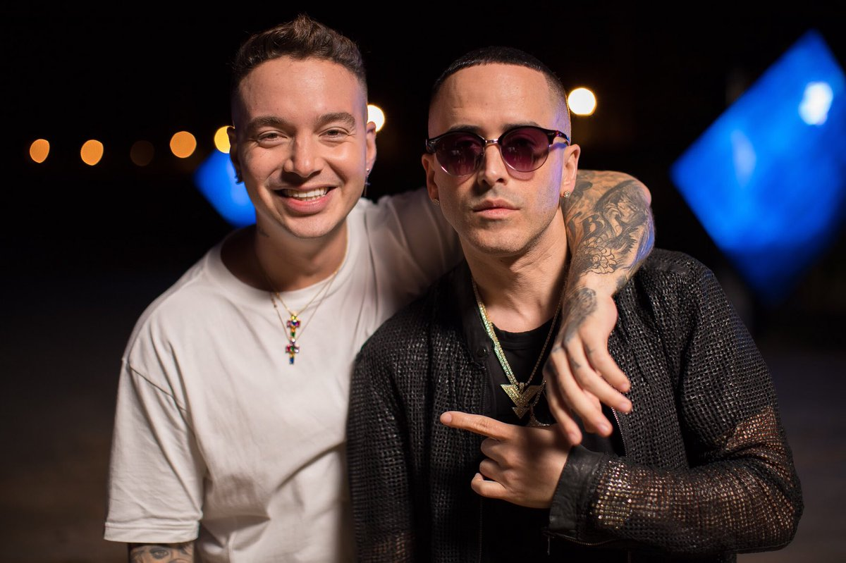 "Yandel Releases Single ""Muy Personal"" Ft. J Balvin"