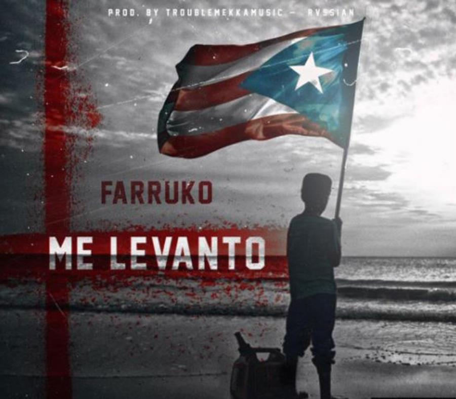 "Farruko Writes Song ""Me Levanto"" For Puerto Rico"