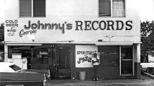 Johnny's Record Shop  The Liberty City record shop owned by Johnny Pearsall. Deep City Records' office and practice studio were in the back; Miami sin ging star Betty Wright was discovered in the front  Courtesy Helene Smith Pearsall