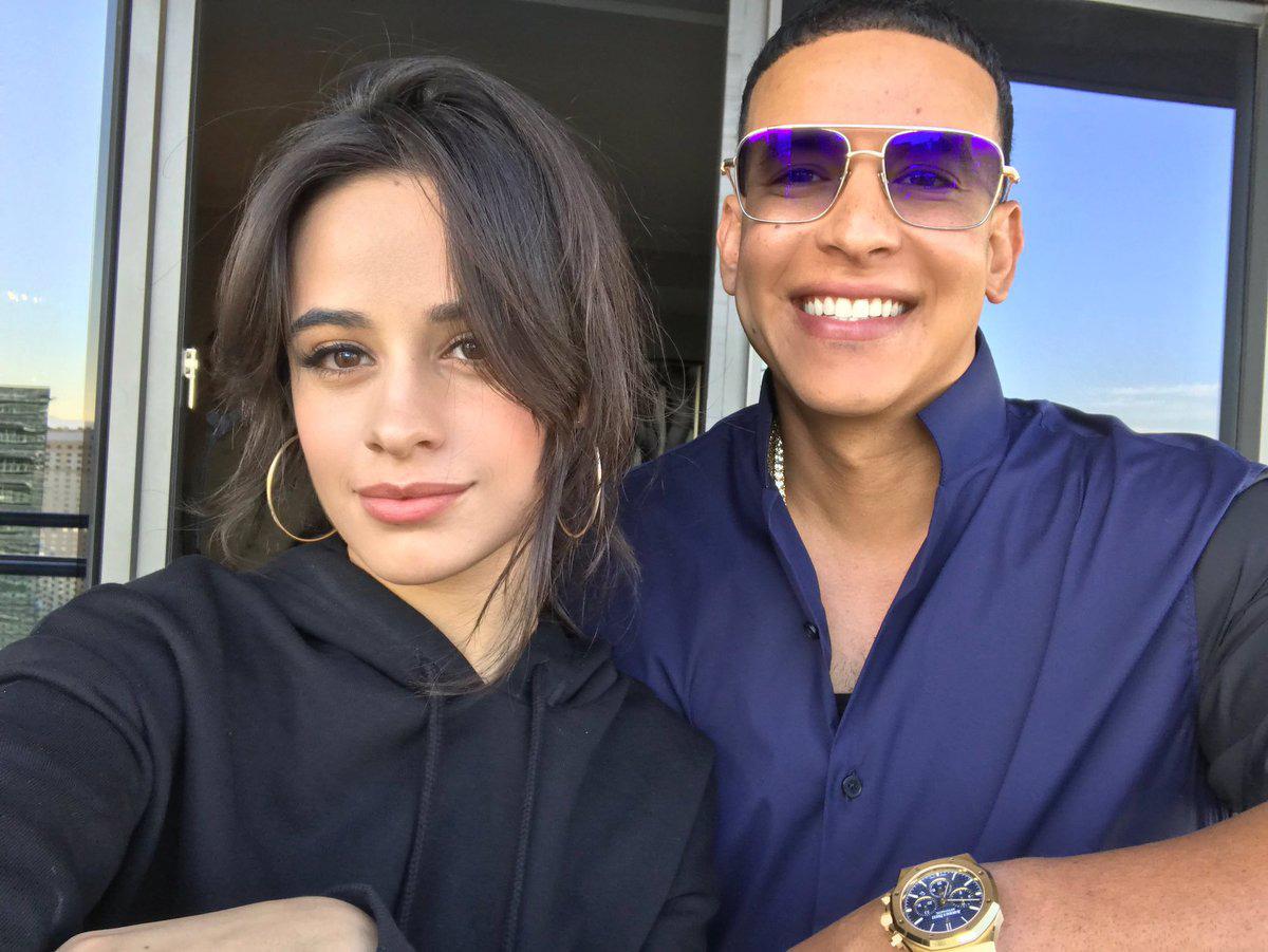 "Camila Cabello & Daddy Yankee ""Havana"" Remix"