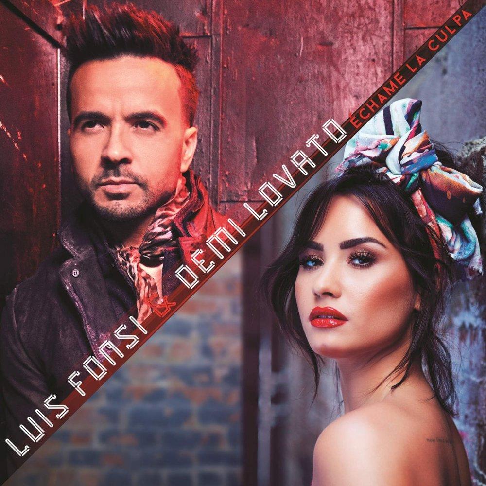 """Luis Fonsi & Demi Lovato With """"Echame La Culpa"""""""