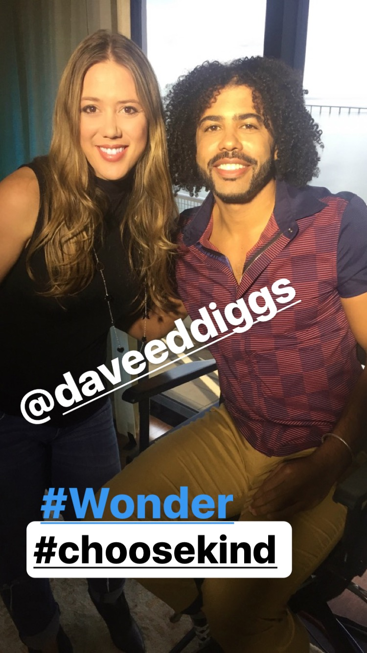 """WONDER"" with ""Hamiltons"" Daveed Diggs"
