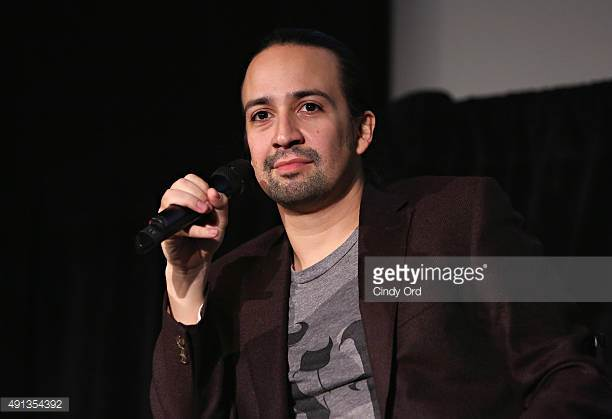 Lin Manuel Saves The Day