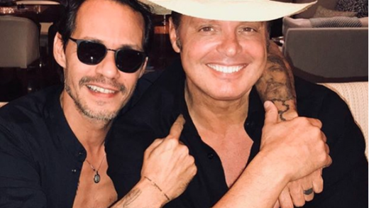 Marc Anthony and Luis Miguel Collaboration?