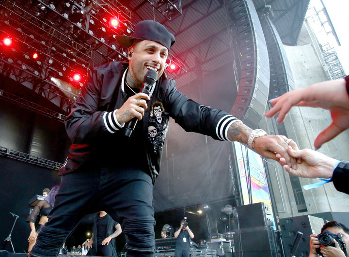 Nicky Jam Bio-Series Coming Soon