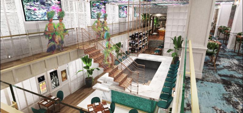 Pitbull's New Miami Restaurant