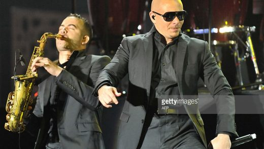 Pitbull's Countdown To 2018