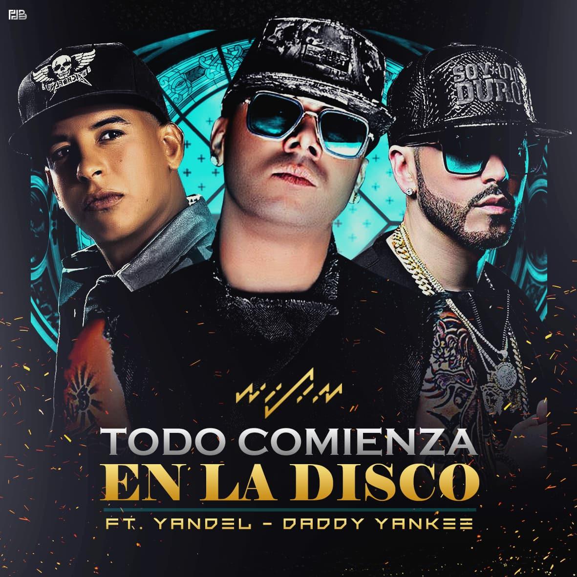 """Wisin New Video """"Todo Comienza En La Disco"""""""