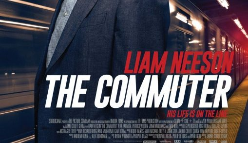 "Liam Neeson in ""The Commuter""  in Theaters."