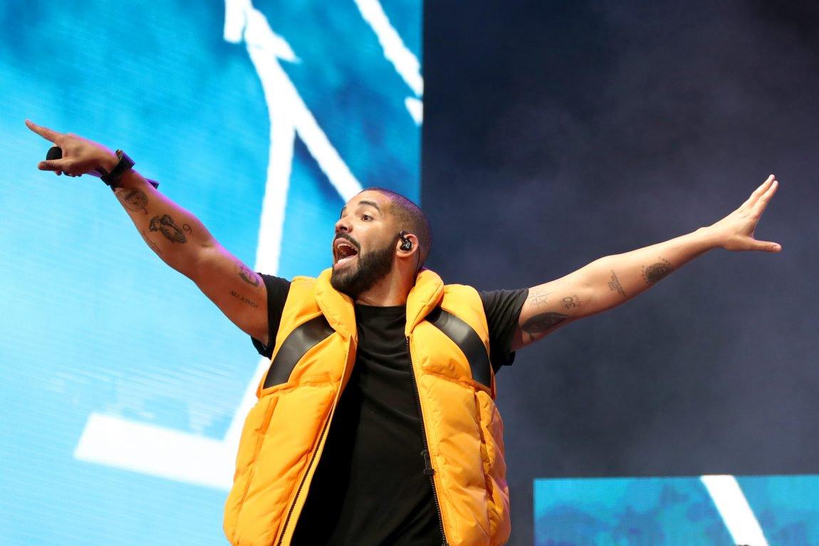 Drake's Act of Kindness at Sabor Tropical