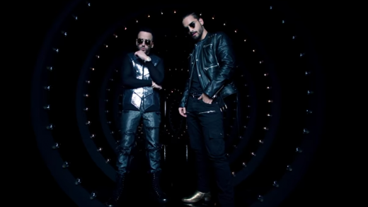 "Yandel & Maluma New Music Video ""Solo Mía"""