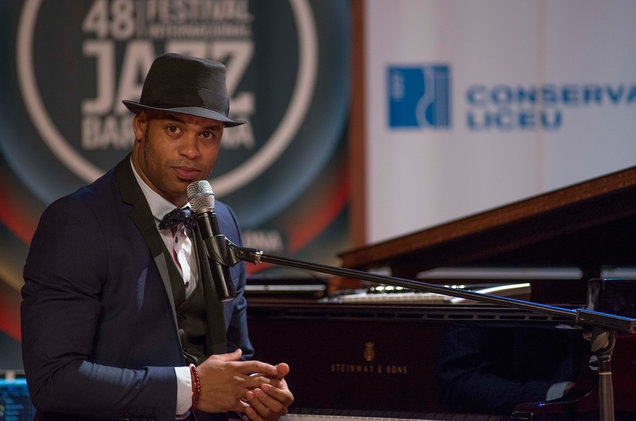 Cuban Pianist Roberto Fonseca On Tour