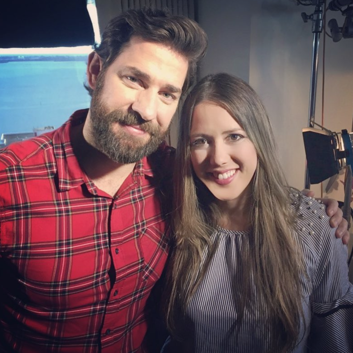 A Quiet Place with John Krasinski