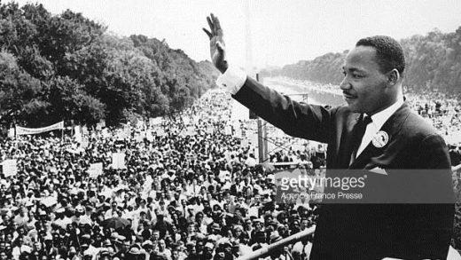 Remember Martin Luther King Jr.