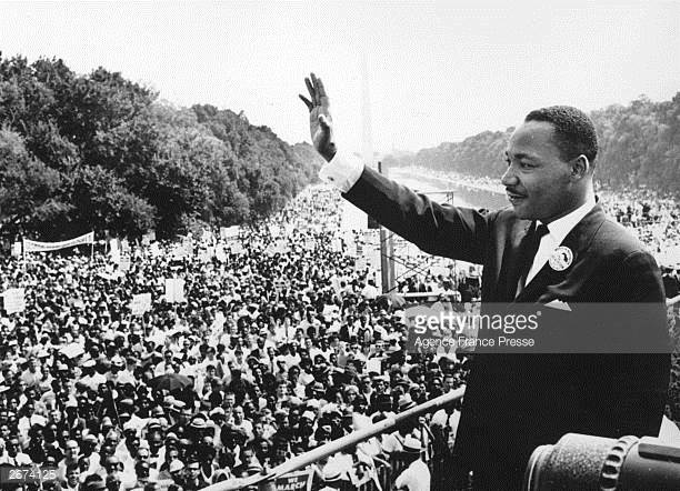 Remember Martin Luther King Jr.