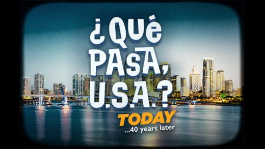 Que Pasa U.S.A Today Opening Night May 17