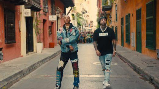 Jaden Smith & Nicky Jam New Single