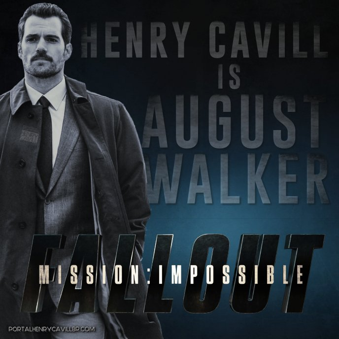Henry Cavill on Mission Impossible Fallout