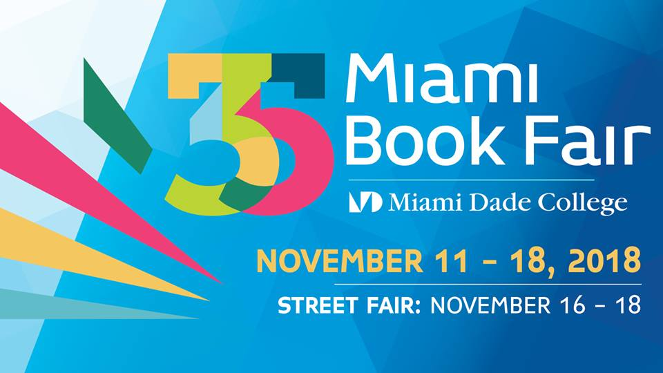 2018 Miami Dade Book Fair