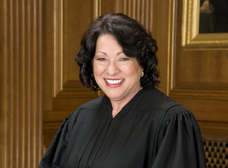 Sonia Sotomayor At Miami Book Fair This Year