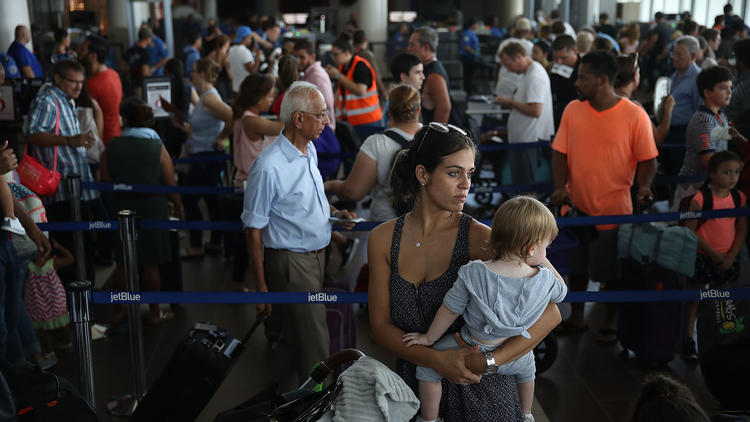 Fewer Than 50K Puerto Ricans Settled Florida
