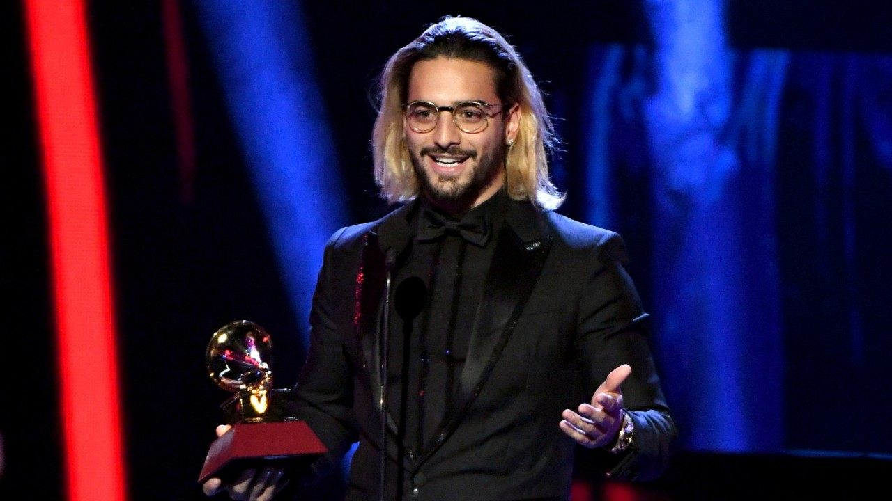 Maluma Wins First Grammy