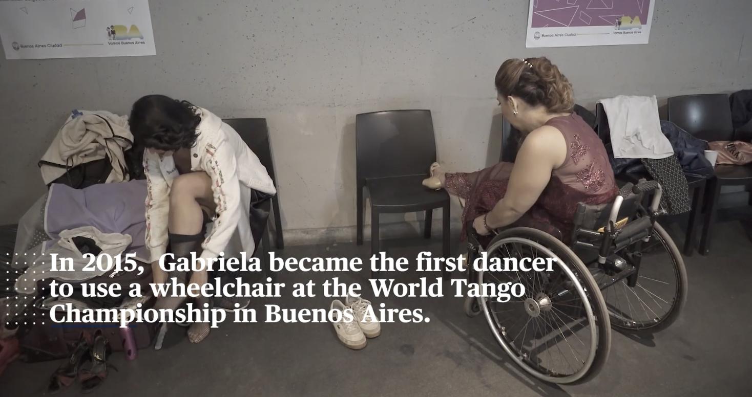 Tango: A New Image
