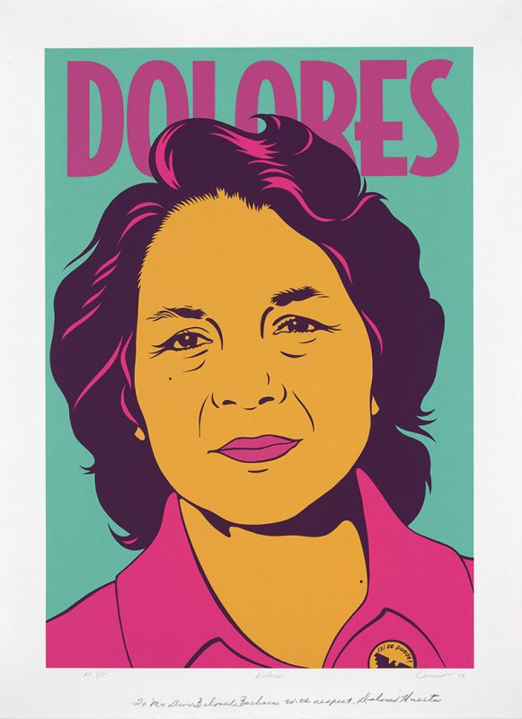 Dolores Huerta Podcast Interview