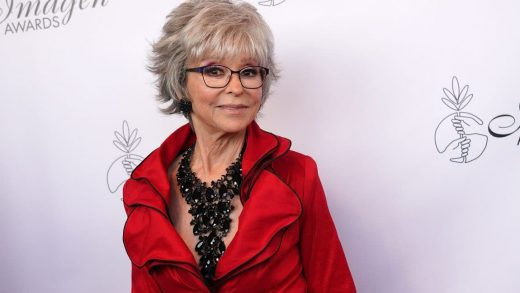 Rita Moreno To Star in West Side Story Remake