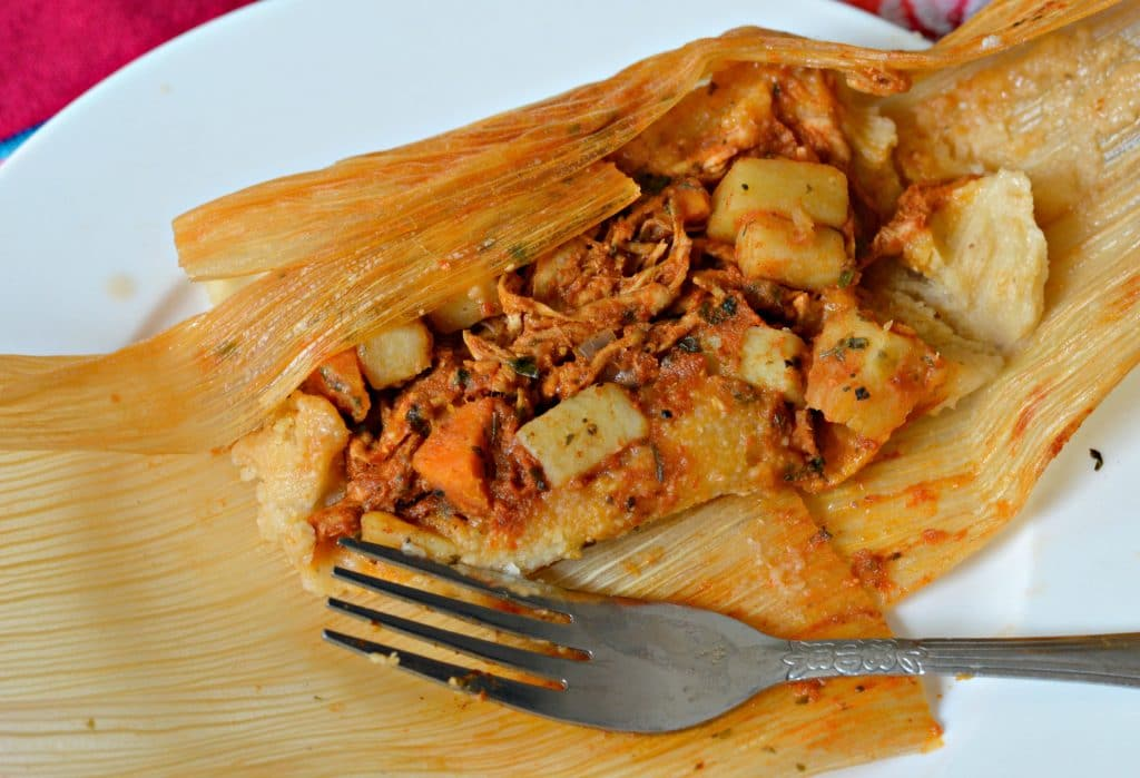 Tamales Time!!!